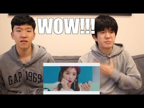 Red Velvet 'SAPPY' MV REACTION [THIS IS SO UNIQUE!!!]