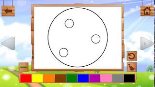 learning shapes in English