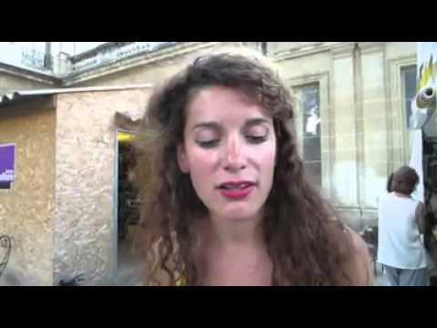 Французька актриса виконала гімн Українських січових стрільців