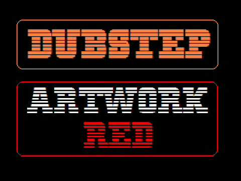 Artwork - Red [dubstep]