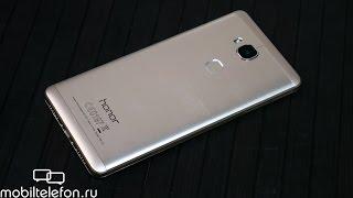 Обзор Huawei Honor 5X: игры, тесты, камера, звук, батарея (review)