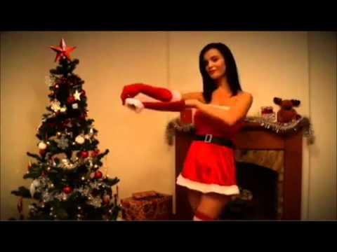La Mejor Broma de Navidad !!!! Sorpresa Muy Sexy