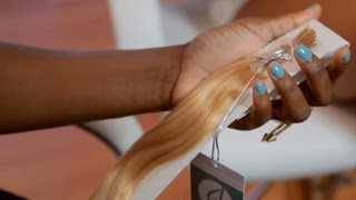 Hair Extensions 101: The 4 Different Types