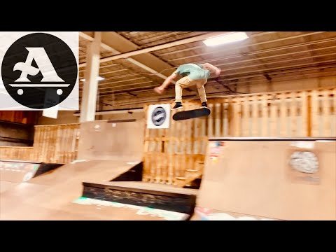 Skater's Edge session with Anthony Shetler & Corey Goonan