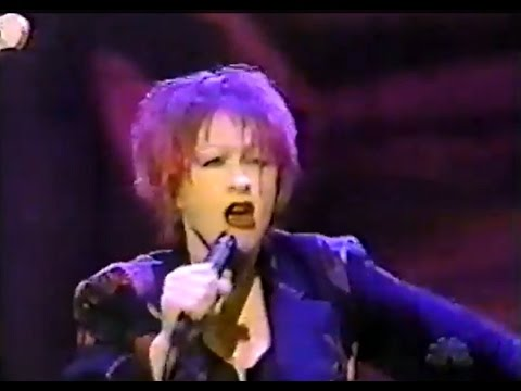 Cyndi Lauper - Ballad of Cleo & Joe