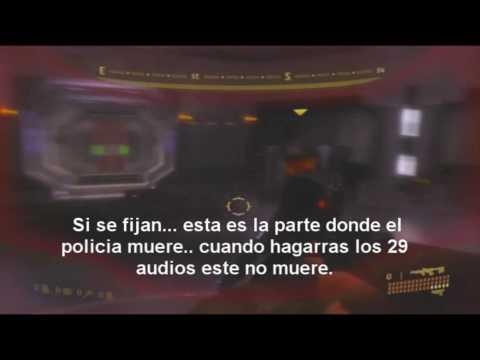 Ubicación de la Grabación numero 30 en Halo 3 ODST