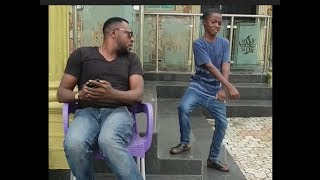Like Father Like Son! See Odunlade Adekola and his cute son Dancing Shaku Shaku