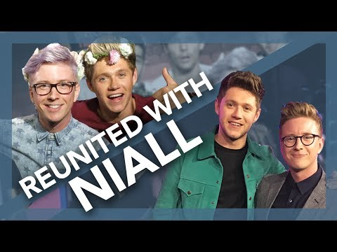 Reunited with Niall Horan | Tyler Oakley thumbnail