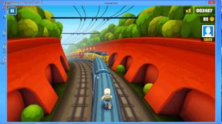 subway surfers oynama