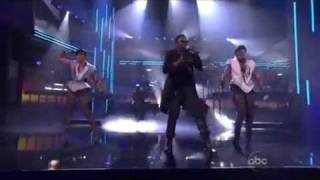 Diddy & Dirty Money - I'm Coming Home - Live Performance American Music Awards
