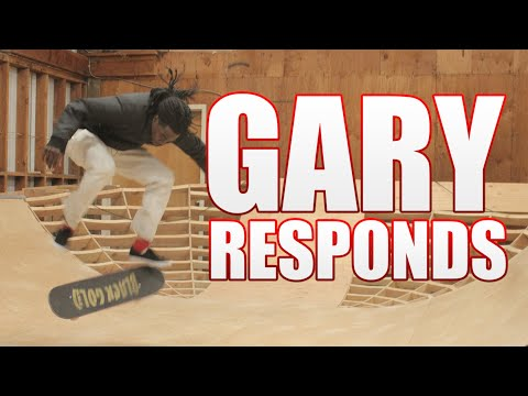 Gary Responds To Your SKATELINE Comments - Kyle Walker, Ishod Wair, Surfing With Zion Wright,