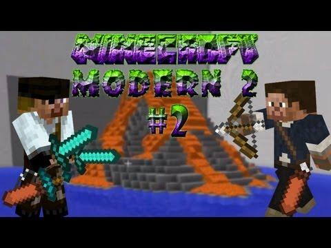 Minecraft:Прохождение карты Испытание модерн 2(Серия №2)
