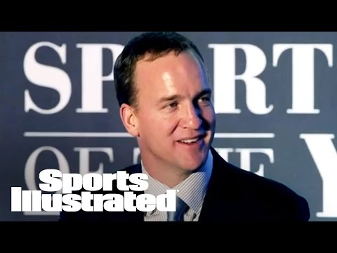 Peyton Manning's Emotional Sportsman of the Year Acceptance Speech | Sports Illustrated