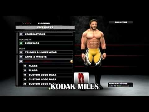 RTW Anxiety: Caw Update 12 - DLC Pack 3 (WWE 13 - XBOX 360 Community Creations)