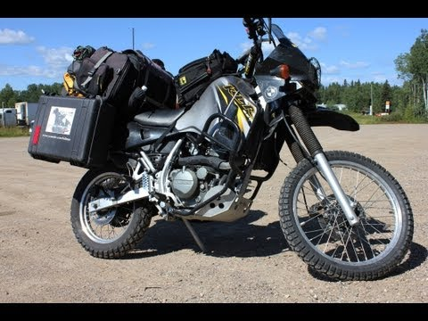 KLR 650 Review - After Alaska Part 1 of 2
