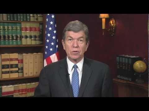 4/21/12 - Sen. Roy Blunt (R-MO) Delivers Weekly GOP Address On Energy & Jobs