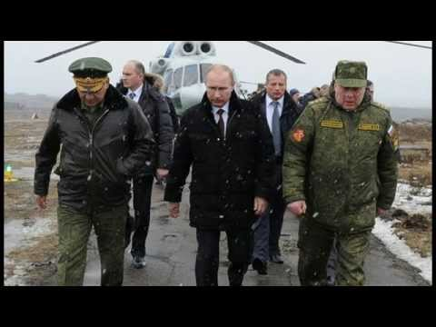 Putin's Russia Willing to Go Nuclear Over Crimea