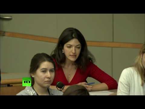 Новости Мира Сегодня Онлайн Представитель Госдепа США не сдержал эмоций при ответе на вопросы RT