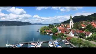 Der Bodensee von oben - Lake of Constance - Final