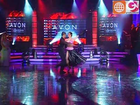 Baile Pasodoble: Maricielo Effio y Charles Ramírez (El Show de los Sueños PERU 31-10-09)
