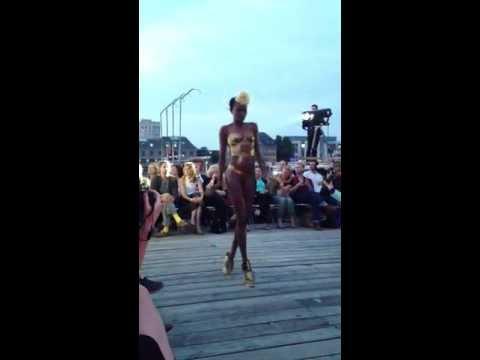 Charlie Le Mindu show at Berlin Fashion Film Festival