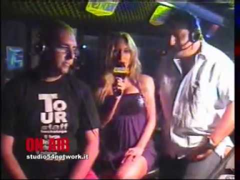 Escusivo: NADIA MORI in onda su Studio54network. EROTIKA 2009 MILLENIUM Video