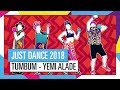 TUMBUM - YEMI ALADE / JUST DANCE 2018 [OFFICIAL] HD