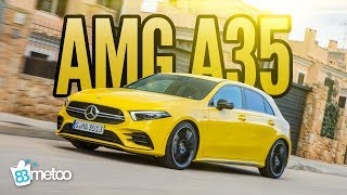 Mercedes-AMG A 35 4MATIC Probefahrt Review | 83metoo