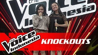 Clarinta vs Waode | Knockouts | The Voice Indonesia GTV 2018