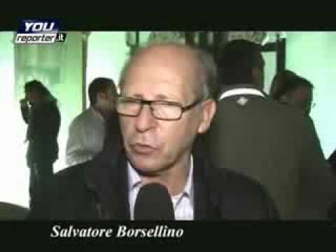 """Intervista a Salvatore Borsellino, """"Etica e poteri"""" YouReporter"""