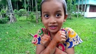 Bangla Nursery Rhymes for kids | honhon ponpon by Shukumar Roy
