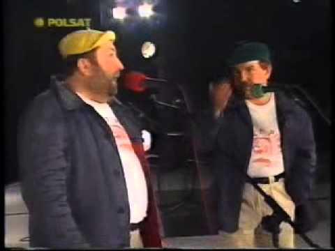 Kabaret Pirania Opole 1995r.