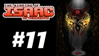 Český Let'sPlay The Binding of Isaac: Afterbirth #11