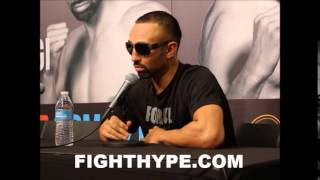 PAULIE MALIGNAGGI TALKS LOSS TO DANNY GARCIA, RETIREMENT, AND LOOKS BACK ON HIS CAREER