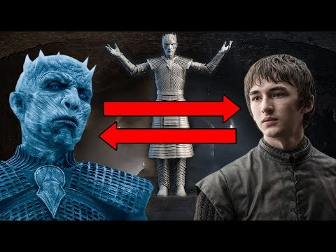 *CRAZY* Bran Stark = The Night King Theory Confirmed By The Official Teaser ? | Game of Thrones