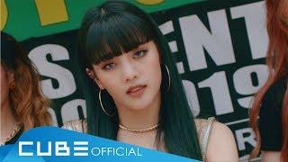 Download lagu (여자)아이들((G)I-DLE) - 'Uh-Oh'