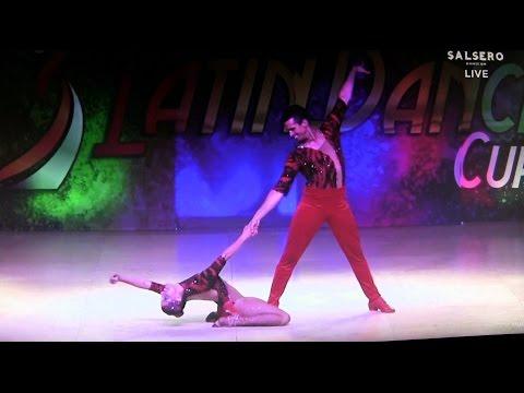 WLDCup 2015 ~ Semi Final Salsa On2 ~ Yamila Bacchi & Martín Fernández