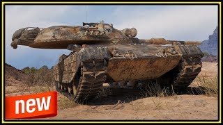 Progetto 65 - New Tier X Italian Medium Tank - World of Tanks Gameplay