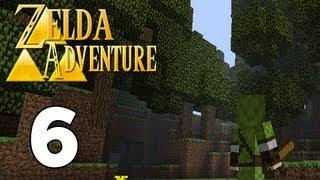 Minecraft Mod: Zelda Adventure - Let's Play Adventure Craft: Zelda Adventure Part 6: Gerudo Desert