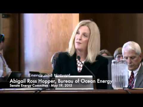 BOEM's Hopper on Offshore Drilling