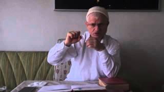 Hasan Akar - Tesettür 6-2; Allah'ın (CC), Kainatın, İnsanlığın, Hanımların Tesettürü