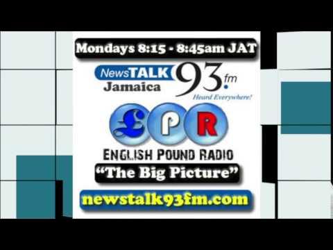 Bunny Striker Lee interview on English Pound Radio & NewsTalk 93fm Jamaica - 271014