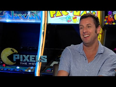 Adam Sandler Talks Pixels, Netflix Controversy and Returning to SNL