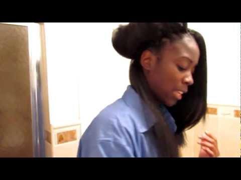 Kanekalon Crochet Braids- Blow Dried (KC2)