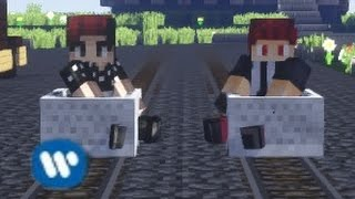 Minecraft Stressed Out Music Video Twenty One Pilots
