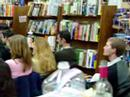 Fray Launch at Booksmith