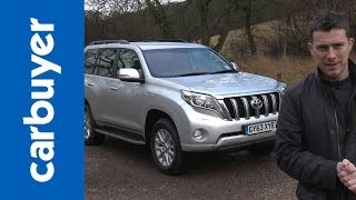 Toyota Land Cruiser (Prado) 2014 review - Carbuyer