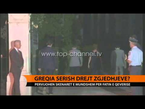 Dorëhiqet Aleksis Tsipras - Top Channel Albania - News - Lajme