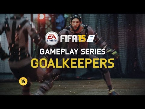FIFA 15 Gameplay Features - Goalkeepers