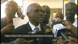 Meet the candidates for the Provisional Presidency of Haiti